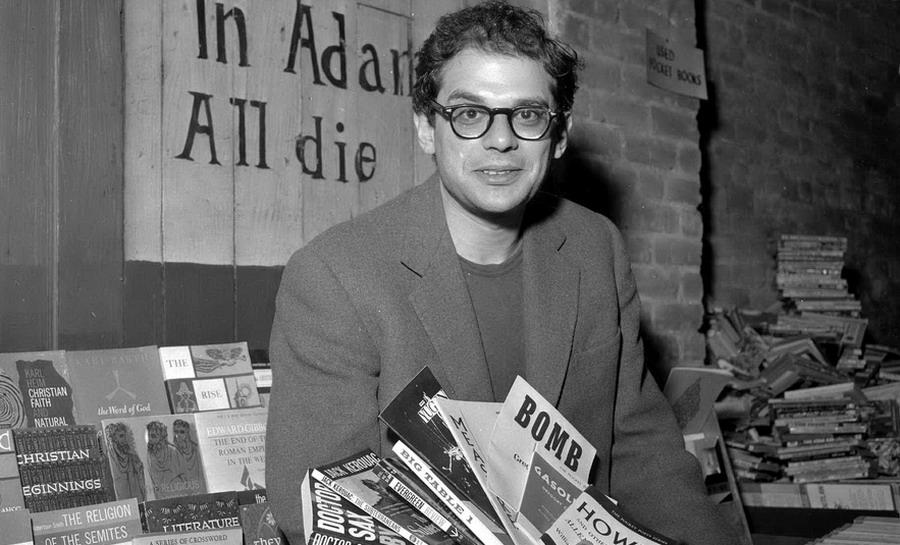 Allen Ginsberg - Canzone