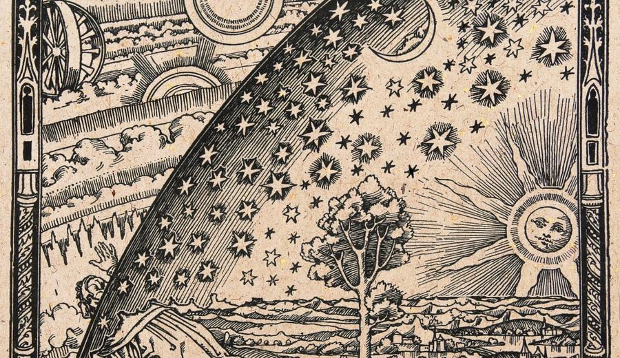 Camille Flammarion - Luna, astro supremo del sogno e del mistero