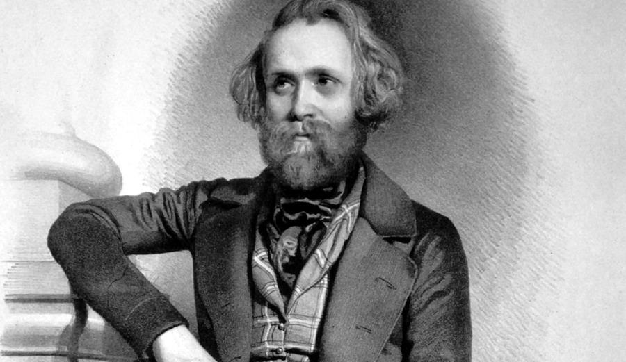 Friedrich Hebbel - Persone insignificanti e persone significative