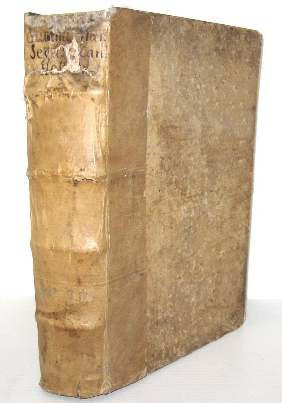 Un capolavoro di diritto comune: Enrico da Susa (detto l'Ostiense) - Summa aurea - 1586 (in folio)