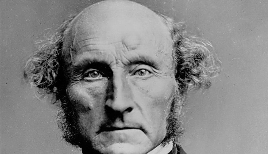 John Stuart Mill - La virtù vera degli esseri umani è quella di saper vivere insieme come degli uguali