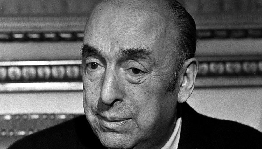 Pablo Neruda - Nel mio cielo al crepuscolo