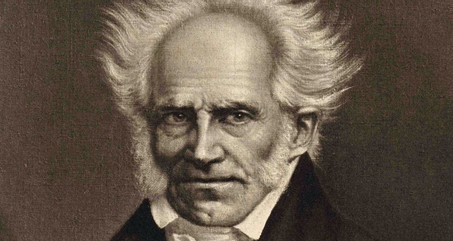 Arthur Schopenhauer - Volere il meno possibile e conoscere il più possibile