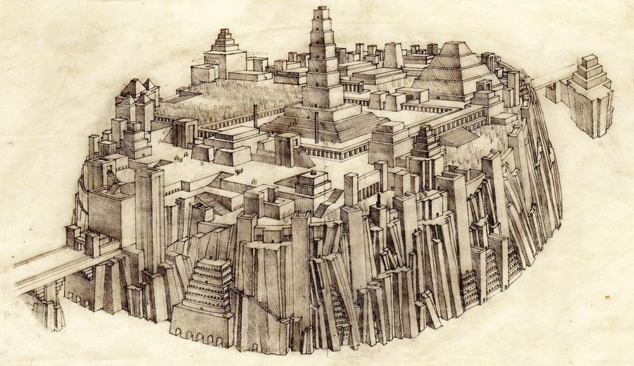Platone - Il mito di Atlantide