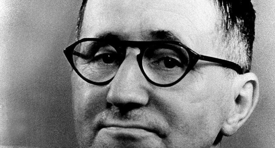 Bertolt Brecht - L'arte del leccapiedi
