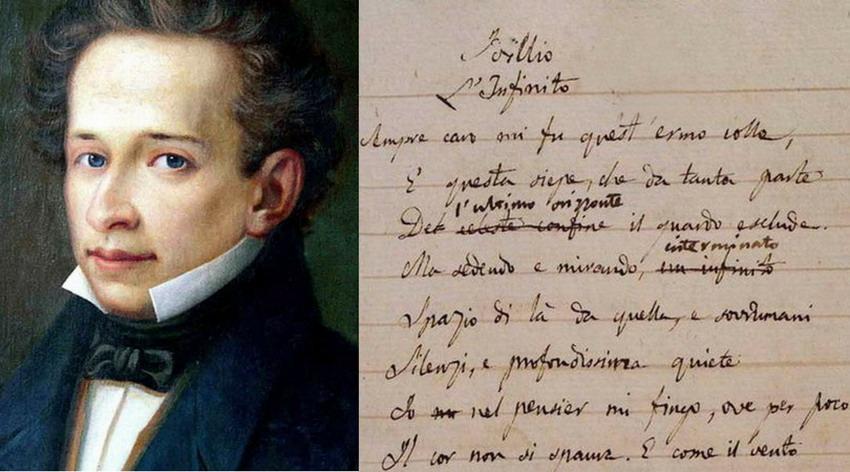 Giacomo Leopardi - L'infinito