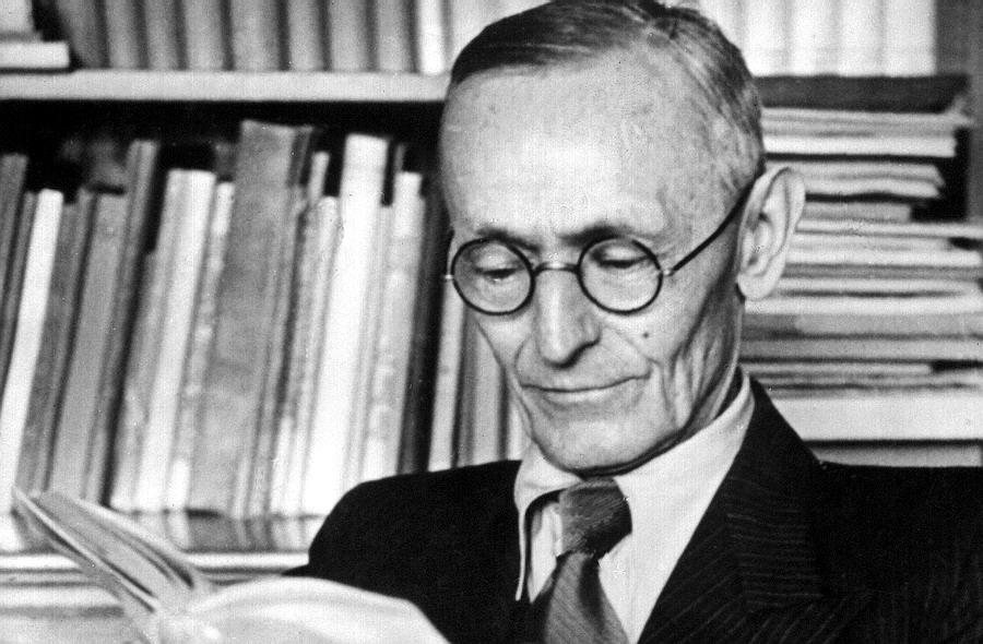 Hermann Hesse - Se si leggono libri come si ascoltano gli amici