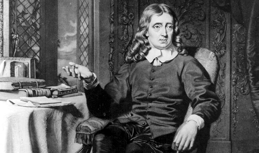 John Milton - Un libro è una cosa viva