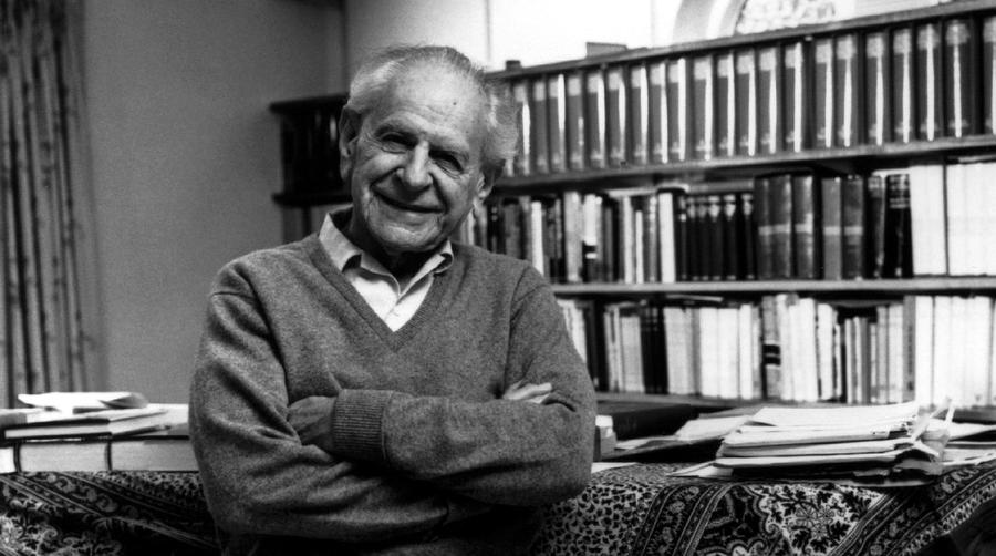 Karl Popper - Non esiste alcun criterio generale di verità