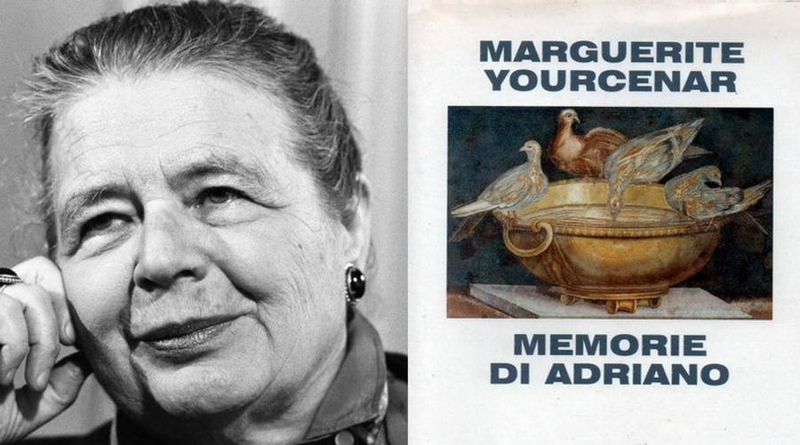 Marguerite Yourcenar - Memorie di Adriano
