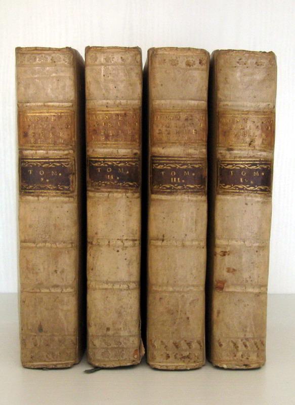 Montesquieu lo spirito delle leggi 1777 prima for Chi fa le leggi in italia