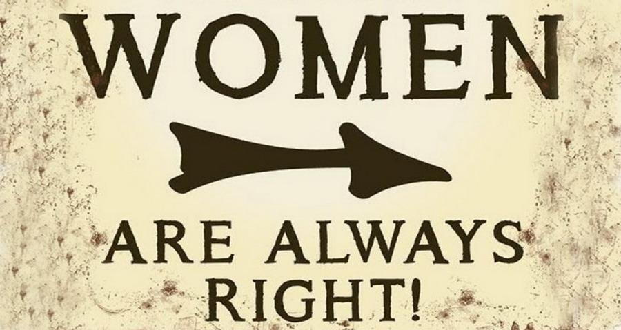 Friedrich Nietzsche - Le donne hanno sempre ragione
