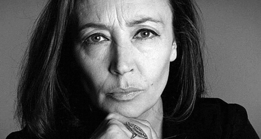 Oriana Fallaci - È incredibile come il dolore dell'anima non venga capito