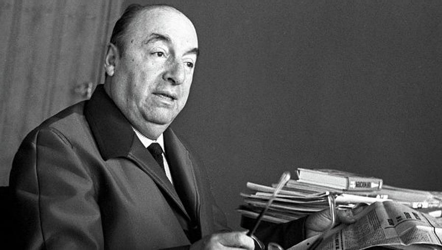 Pablo Neruda -  Se tu mi dimentichi
