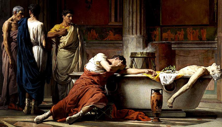 Lucio Anneo Seneca - Non fidarti della presente tranquillità