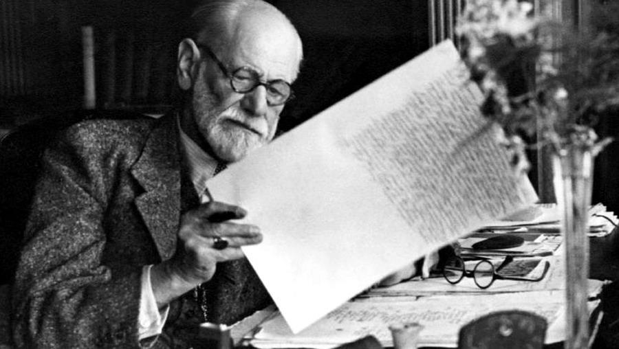 Sigmund Freud - L'uomo non è una creatura mansueta