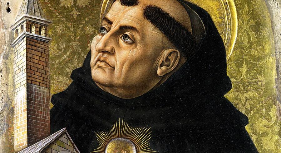 Tommaso d'Aquino - La superbia è sempre contraria all'amore di Dio