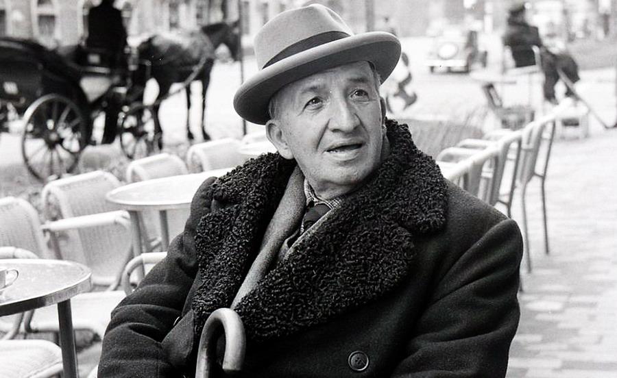 Vincenzo Cardarelli - Sera di Liguria