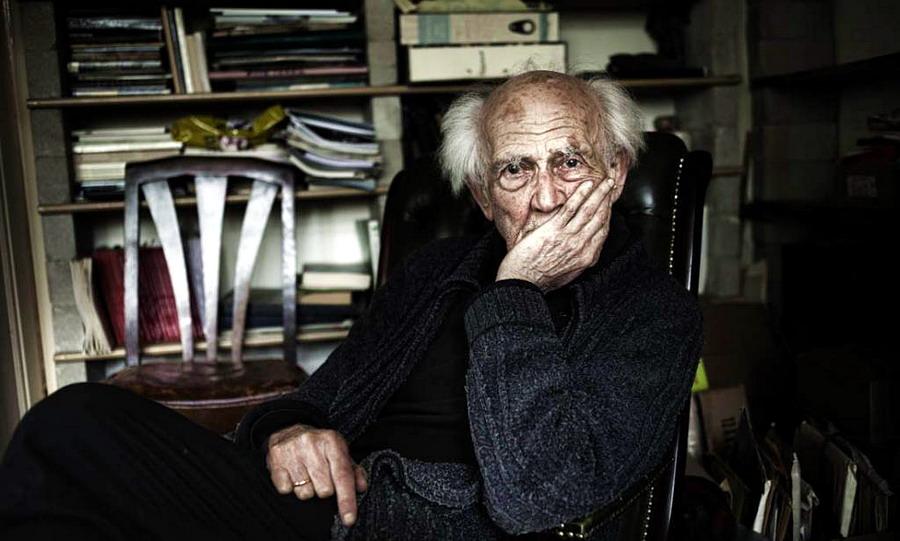 Zygmunt Bauman - Il terreno su cui poggiano le nostre prospettive
